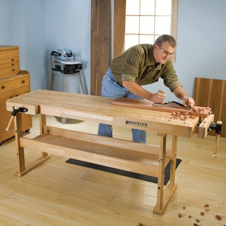 Beech Wood Workbenches Workbench Woodworking Workbench Easy Woodworking Projects