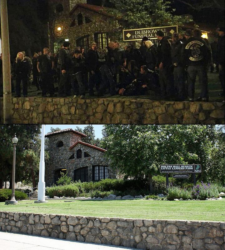 Sons Of Anarchy Filming Location Ep 301 Sons Of Anarchy Filming Locations Sons Of Anarchy Samcro