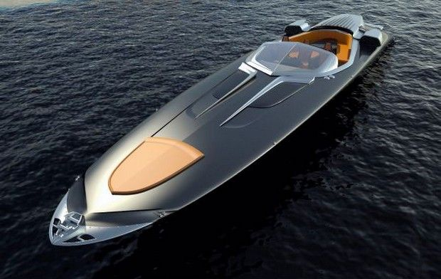 the if60 luxury powerboat