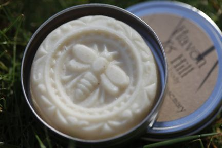 Haven & Hill Lotion Bars via A Girl & Her Dot. il_570xN.298695530