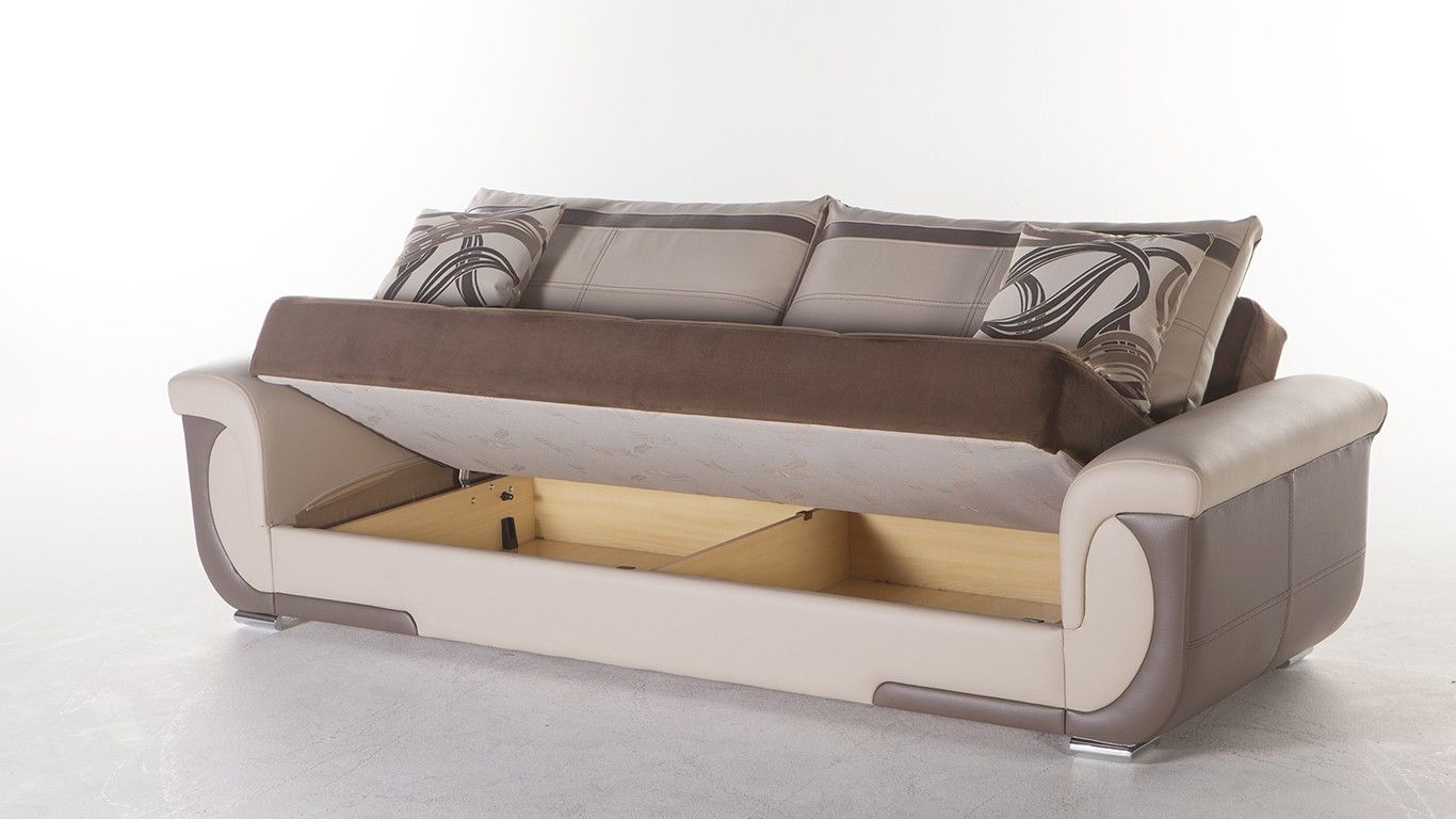 Pin by homysofa on Office Sofa | Sofa bed with storage, Futon bed ...