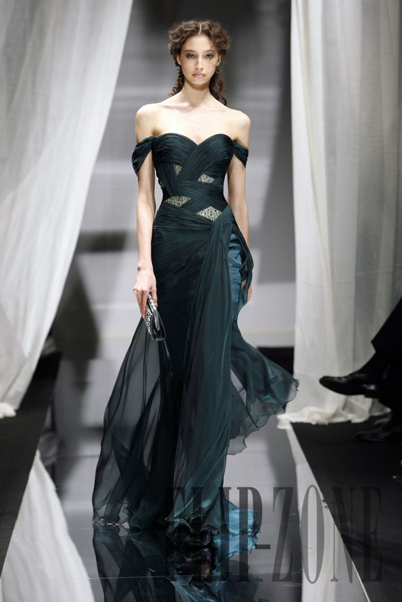 Zuhair Murad Fall Winter 2007 2008 Couture Beautiful Gowns Gowns Gorgeous Dresses [ 1200 x 802 Pixel ]