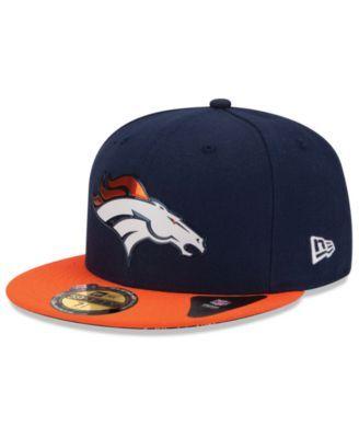 New Era Denver Broncos 2015 Nfl Draft 59FIFTY Cap