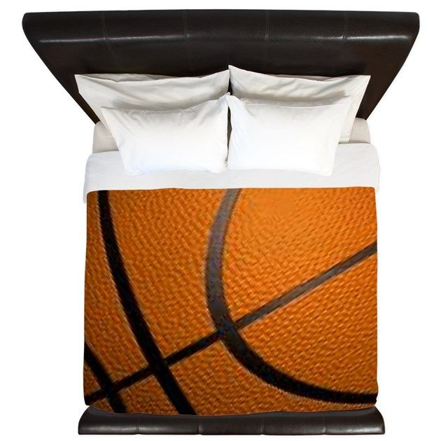 Basketball sport bedding .great bedding will be a fantastic addition to the home of any sports fan. #realball #bball