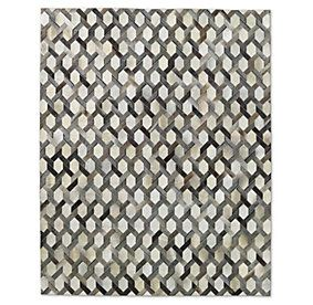 Link Cowhide Rug - - - - wish there was a non-cowhide option | Restoration Hardware
