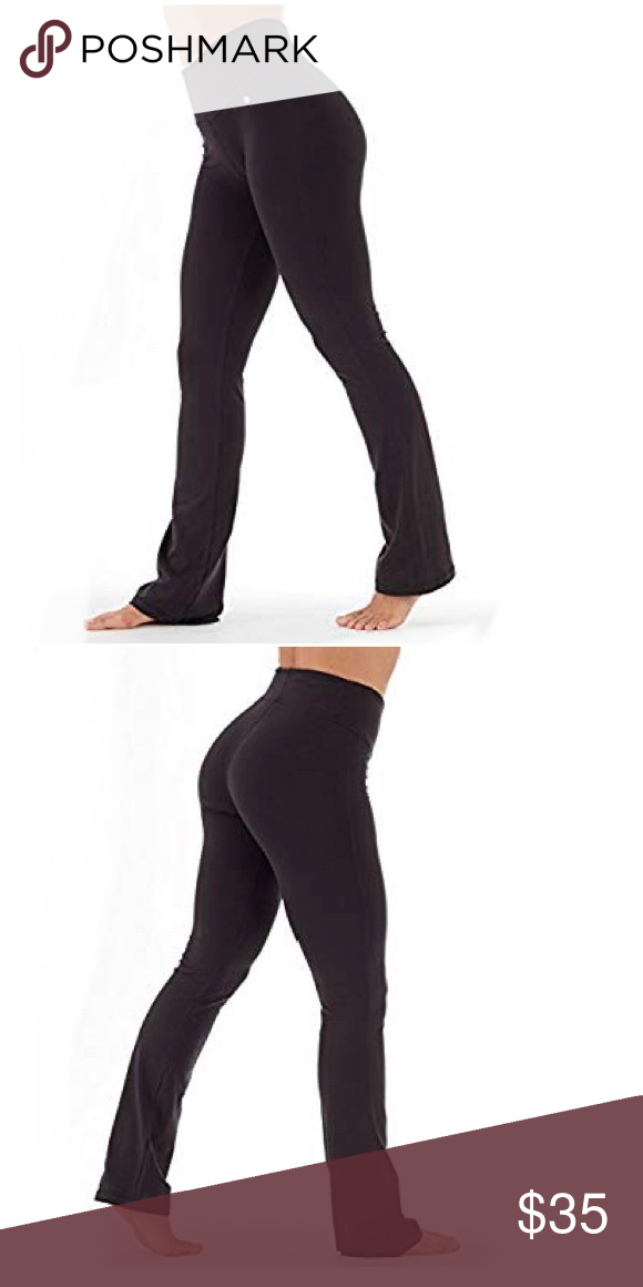 9f63d78ea1aab9 Bally Total Fitness Tummy Control Long Pant small Bally Total Fitness Tummy  Control Long Pant small