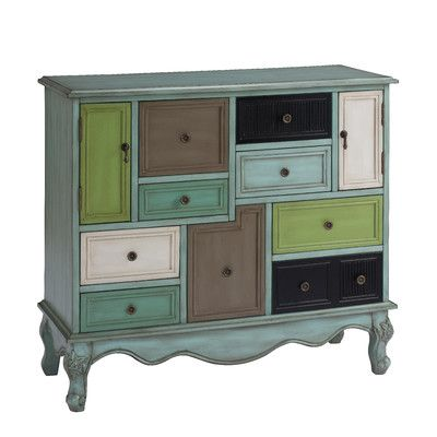 Best Coast To Coast Imports Llc 9 Drawer And 2 Door Cabinet 400 x 300
