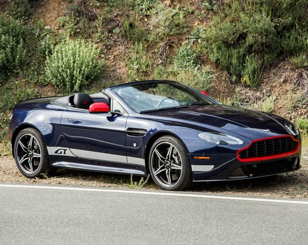 Aston Martin S V8 Vantage Gt Roadster Review A Barbarian In A Tuxedo Aston Martin V8 Aston Martin Aston