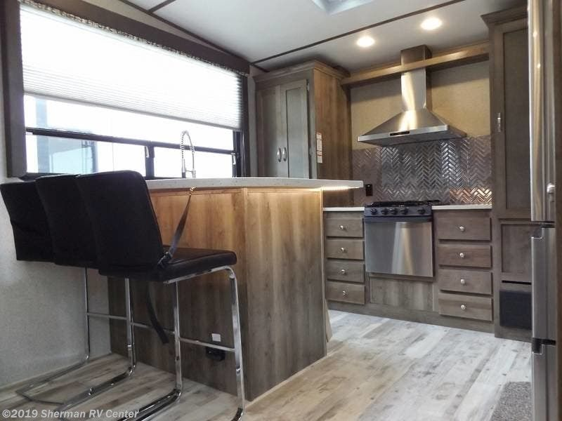 2018 Keystone Rv Sprinter Limited 3551fwmls For Sale In Sherman