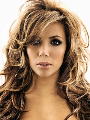 Eva Longoria Hairstyles Eva Longorialove Her Hair Think I'll Do This In Spring And Summer