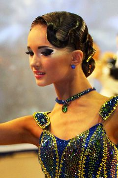 Pin On Ballroom Hair Makeup And Accessories