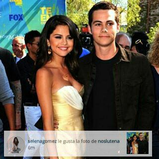 Selena Dating Gomez Brien O Dylan mysterious that