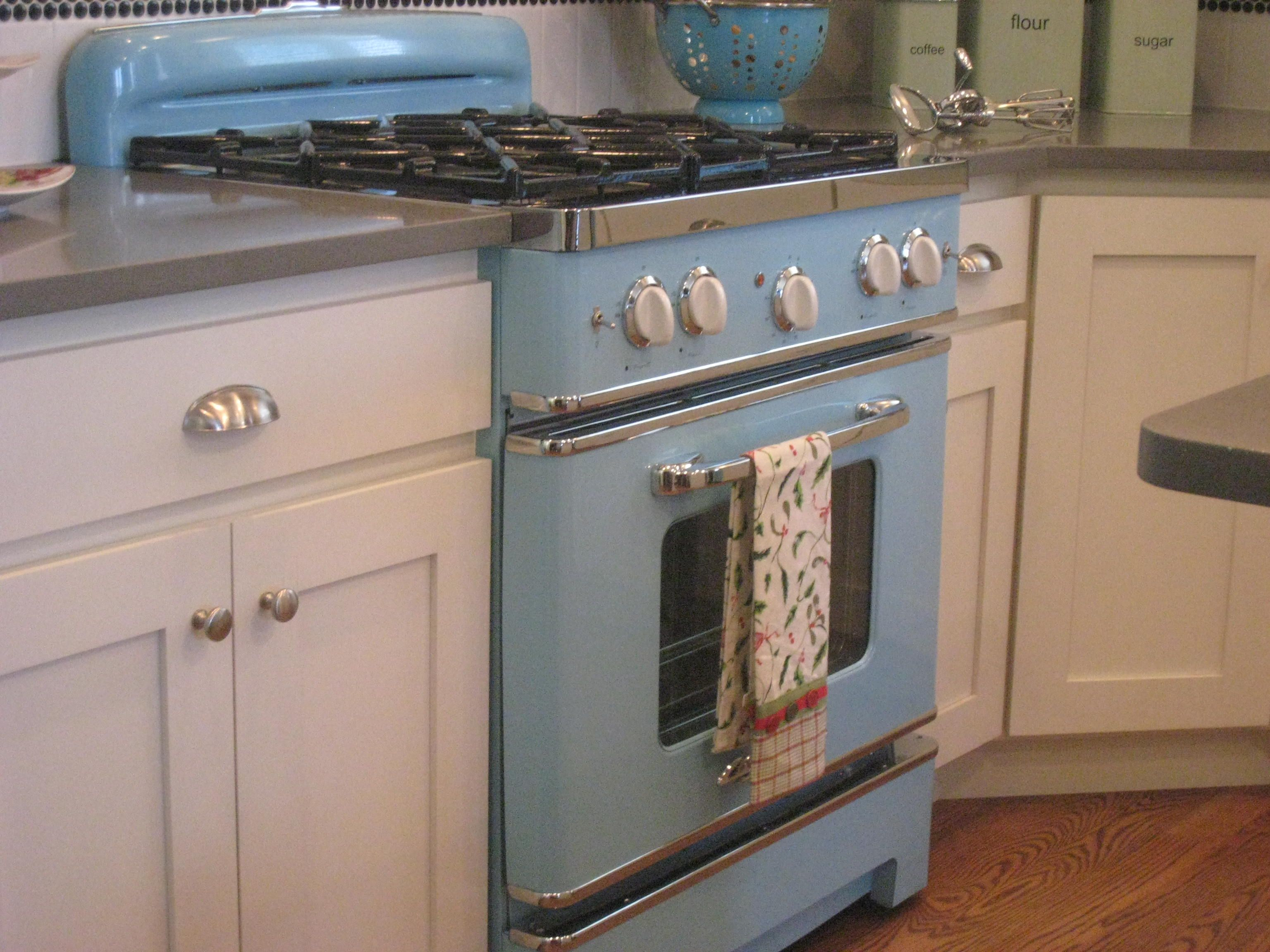 Love This Vintage Style Oven Kitchen Kitchen Oven Kitchen