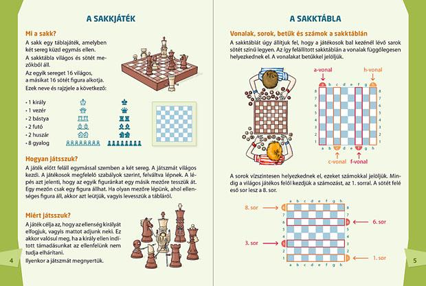 Mozaik Kiadó - Sakk oktató munkafüzet 1. kötet - SAKK-LOGIKA programcsomag