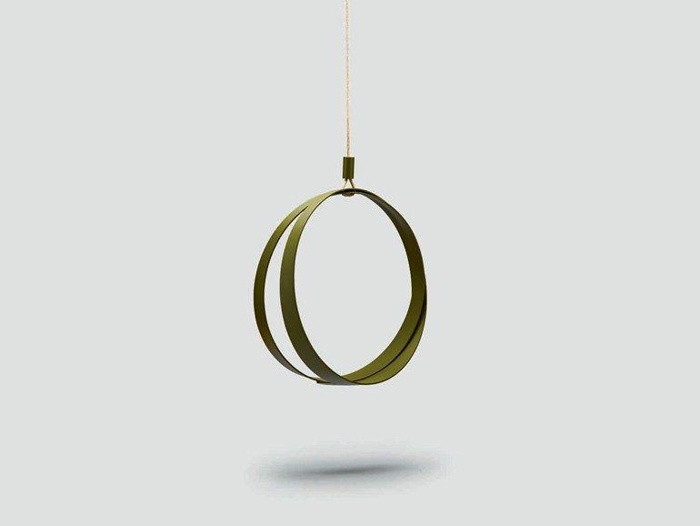 Scarica il catalogo e richiedi prezzi di Ring-o by Da A, seduta sospesa in metallo design Saverio Incombenti