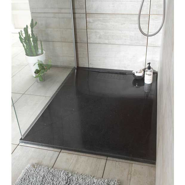 Bac de douche modern decor pinterest bath and modern for Bac de douche castorama