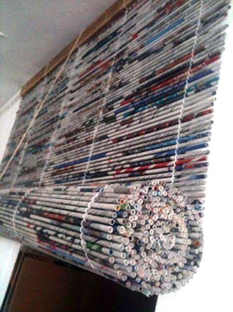 Photo of 25 Creative Ways to Craft With Newspaper