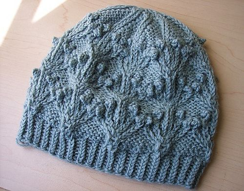 cables and twisted stitches