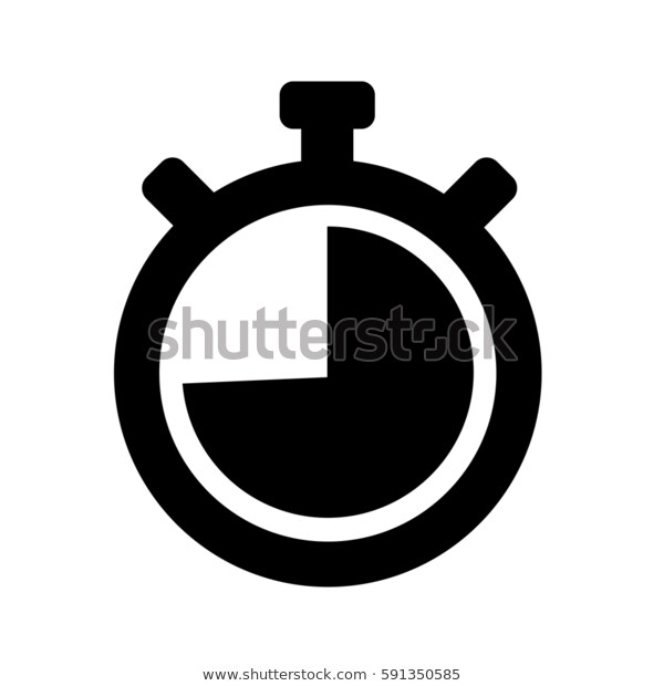 Stopwatch Timer Line Art Icon For Apps And Websites Art Icon Stopwatch Timer Line Art