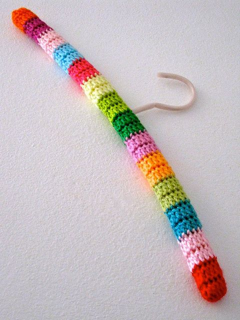 Untitled | Cool Crafts | Pinterest | Crochet, Knitting and Hanger