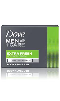 Men Care Extra Fresh Body And Face Bar Dove Men Care Men Care Anti Aging Beauty