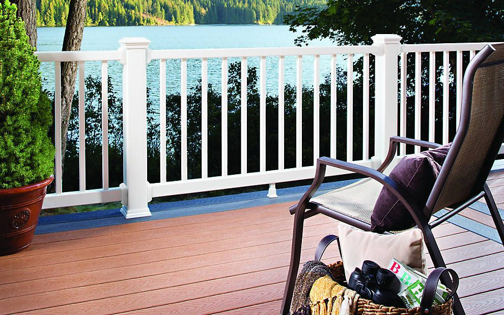 Best Trex Select® Decking Railing For Decking Composite 400 x 300