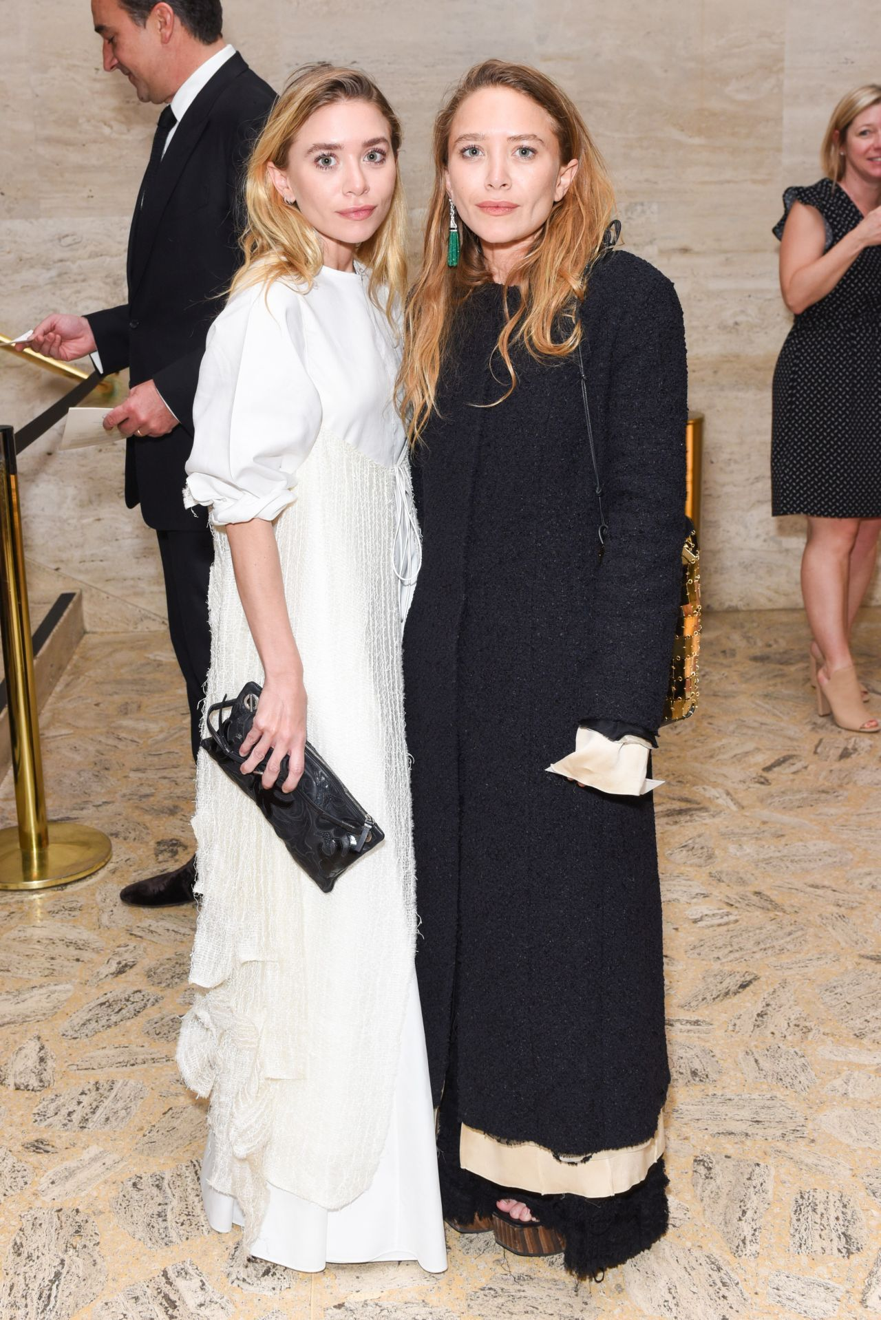 MaryKate and Ashley Olsen Attend Ballet Gala in NYC