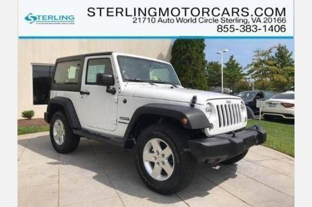 Used Jeep Wrangler for Sale Near Me | Edmunds | Used jeep ...