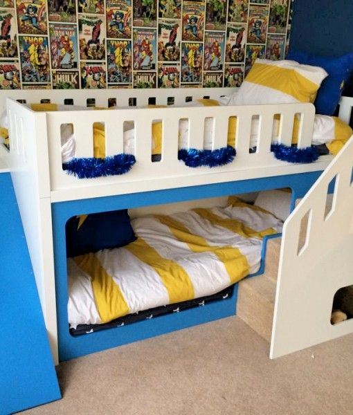 Deluxe-Funtime-Slide-Bed