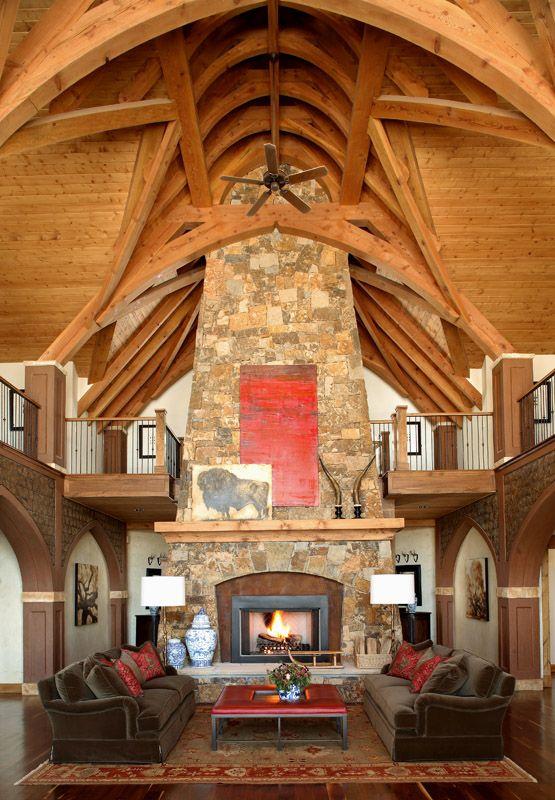 Steamboat Springs home, Robert Brown Interior Design.
