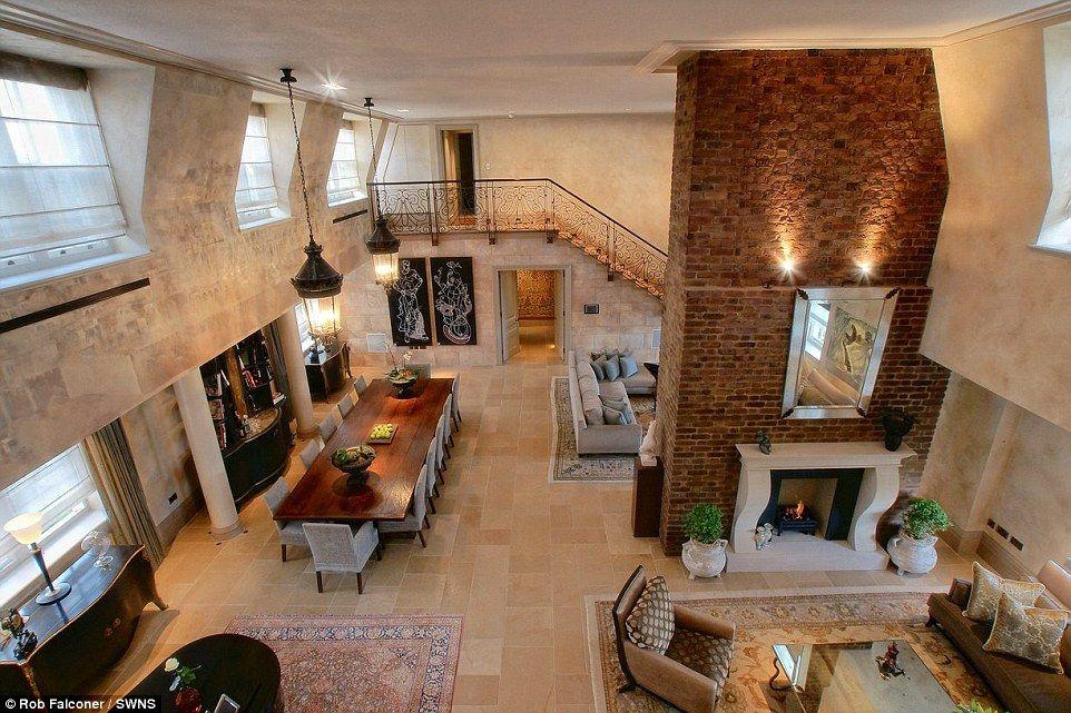 High Life: Luxury Apartment In Academy Gardens, Kensington, Central London,  Boasts One