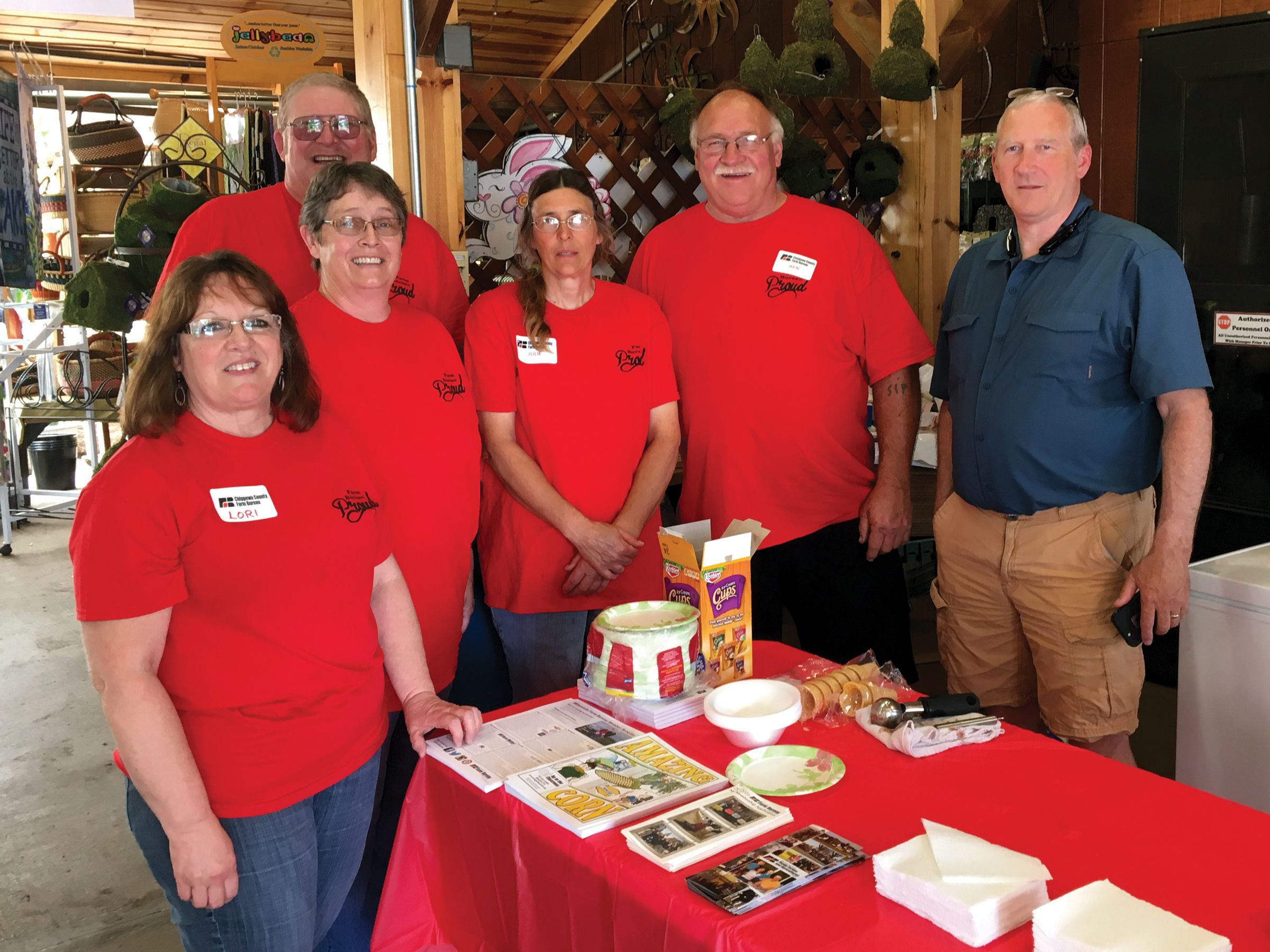 Chippewa County June Dairy Month Promotion On Saturday June 4