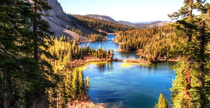 Honeymoon in Mammoth Lakes