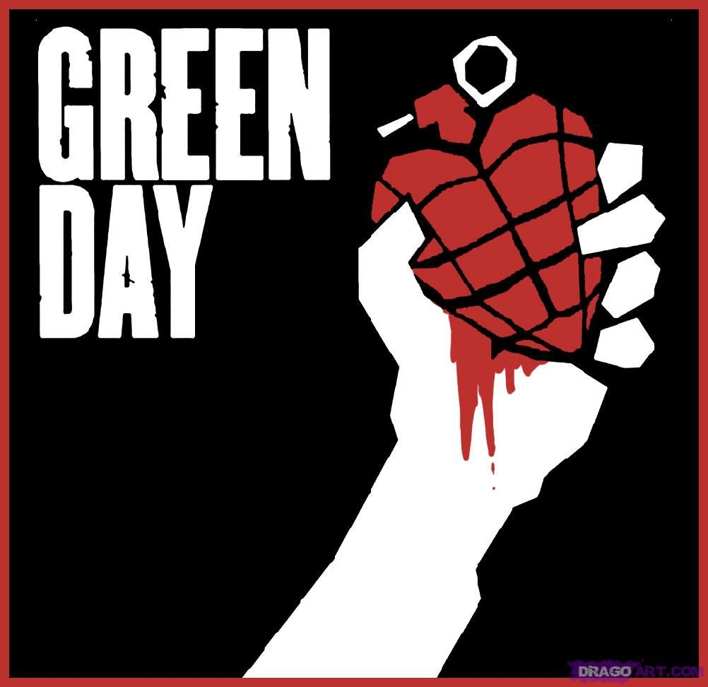 Greenday Google Search Green Day Logo Green Day Albums Green Day