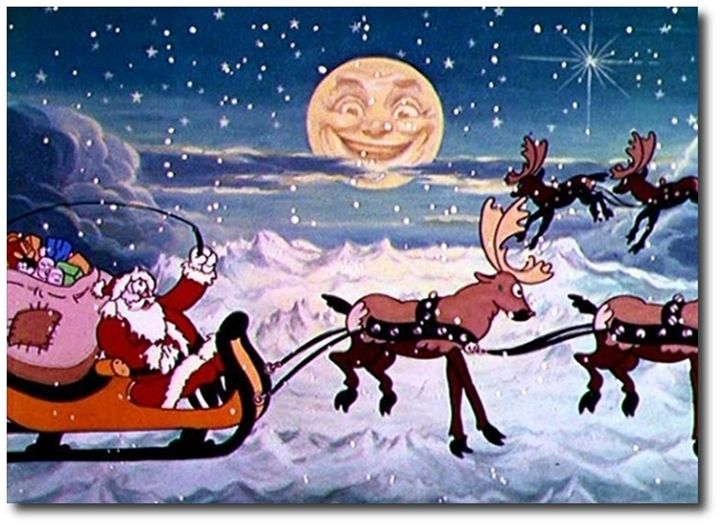 Santa S Workshop Silly Symphony 1932 Noel Christmas Et Noel