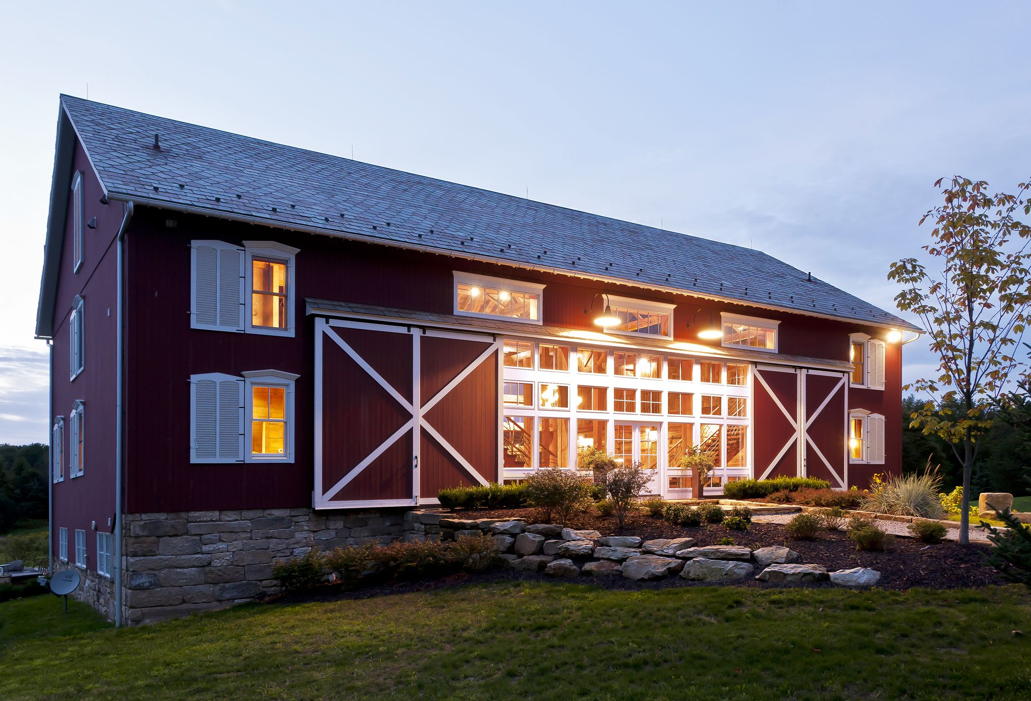 a reason why you shouldn t demolish your old barn just yet barn converted barn homes fascinating bank barn renovation final update ohio blackburn architects