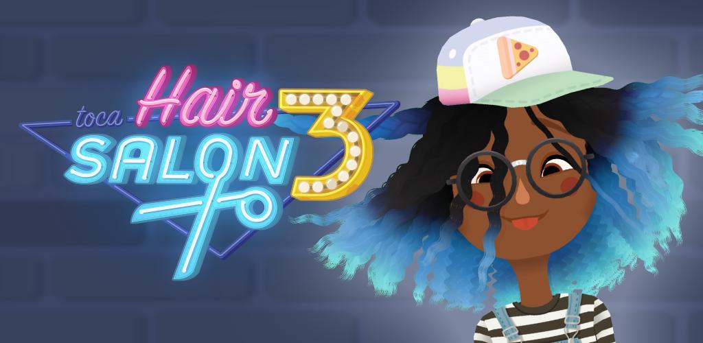 Toca Hair Salon 3 Hair Salon Hair Salon Games Salons