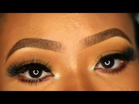 beginner friendly brow tutorial/how to achieve natural