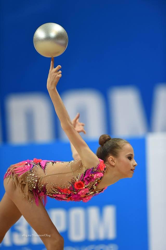 Daria Pridannikova (Russia), Grand Prix (Moscow) 2016