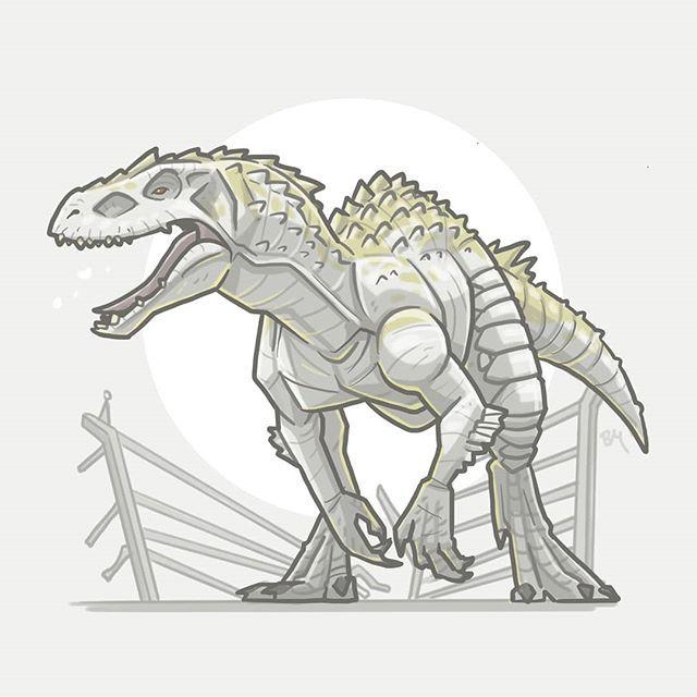 Pin de Scarlett M en Dinosaurios | Pinterest | Parque jurásico ...