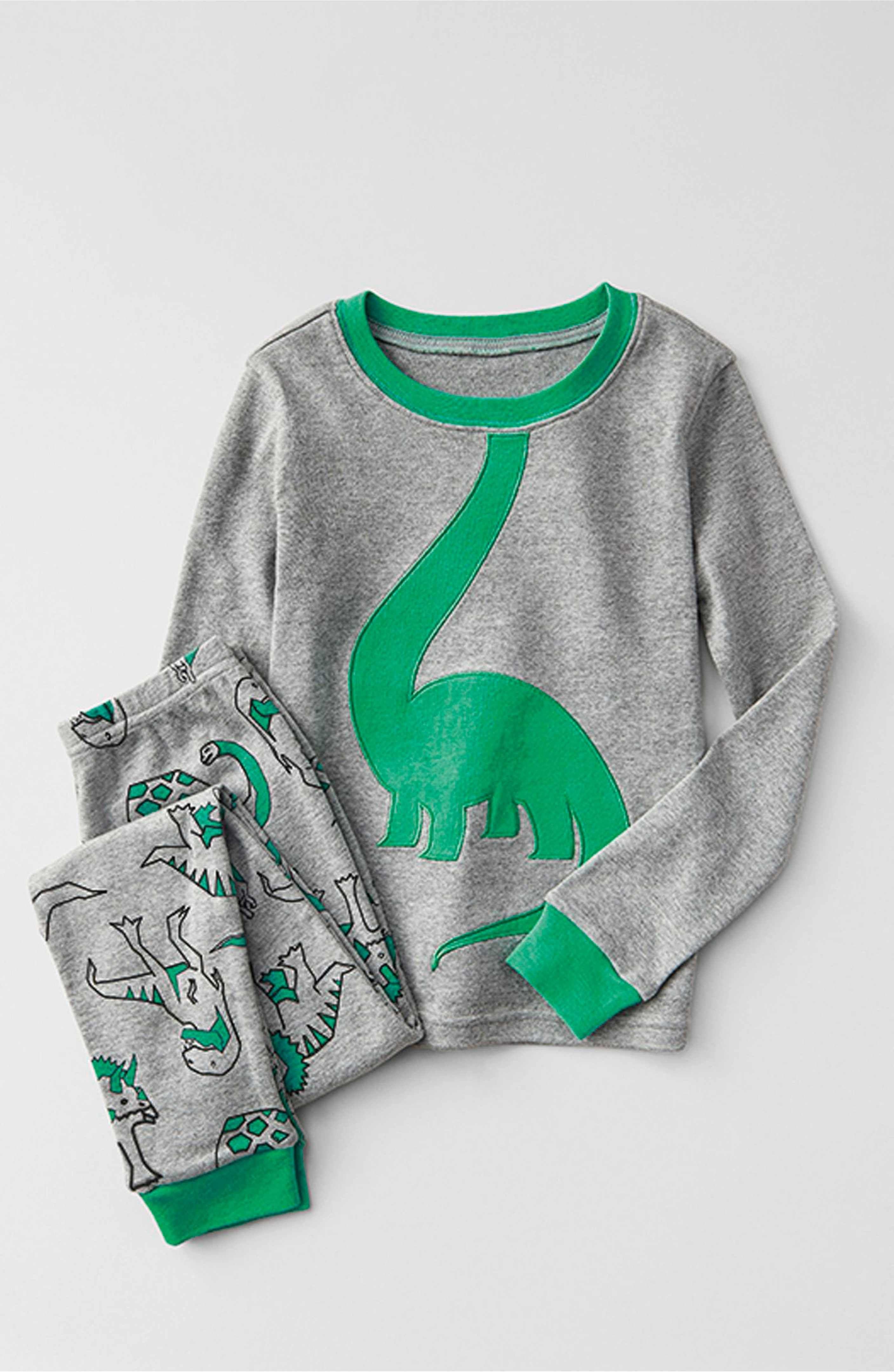 519d34b102ea Main Image - Tucker + Tate Appliqué Two-Piece Pajamas (Toddler Boys ...
