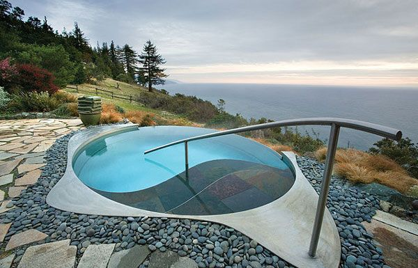 Infinity Pool Designs 15 soothing infinity pool designs for instant  relaxation | home