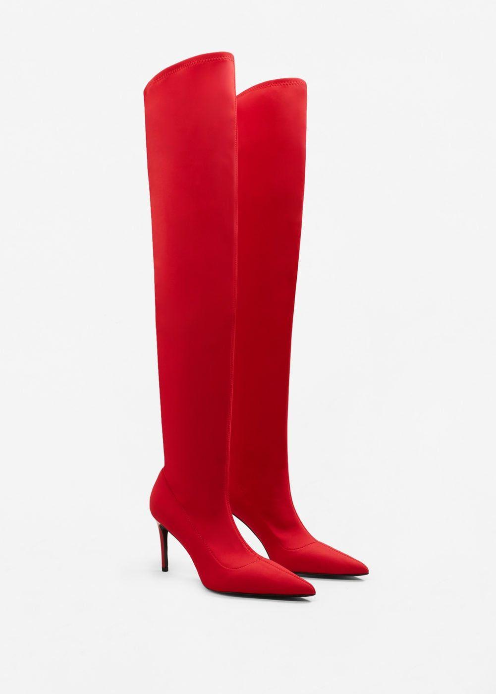 El Chic Bota Mujer Toque Xl Más Complementos De Tacón Zapatos x7w7UCaSq