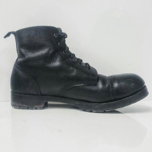 45a2a9430b71f 2 months in  William Lennon ammo boots