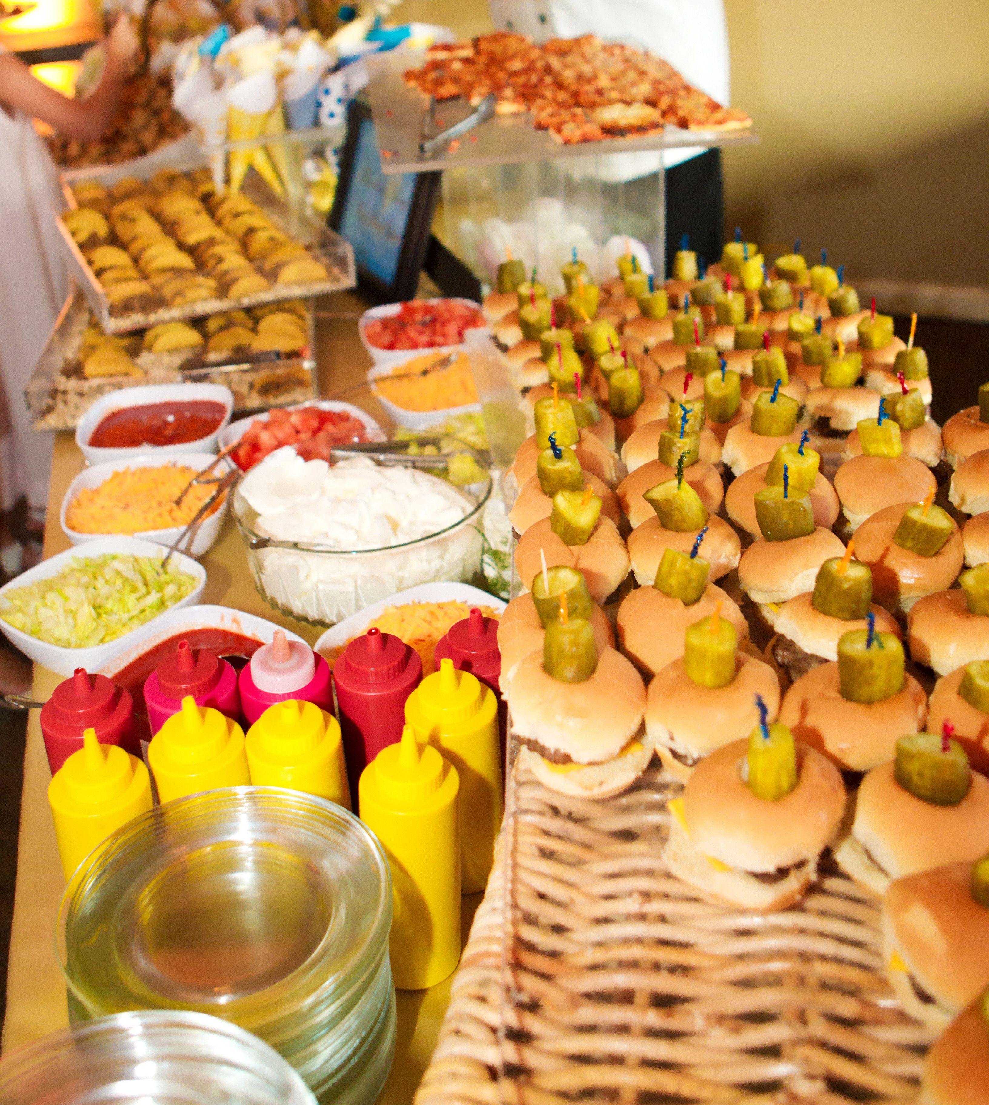 Wedding Food Ideas Wedding buffet food, Buffet food