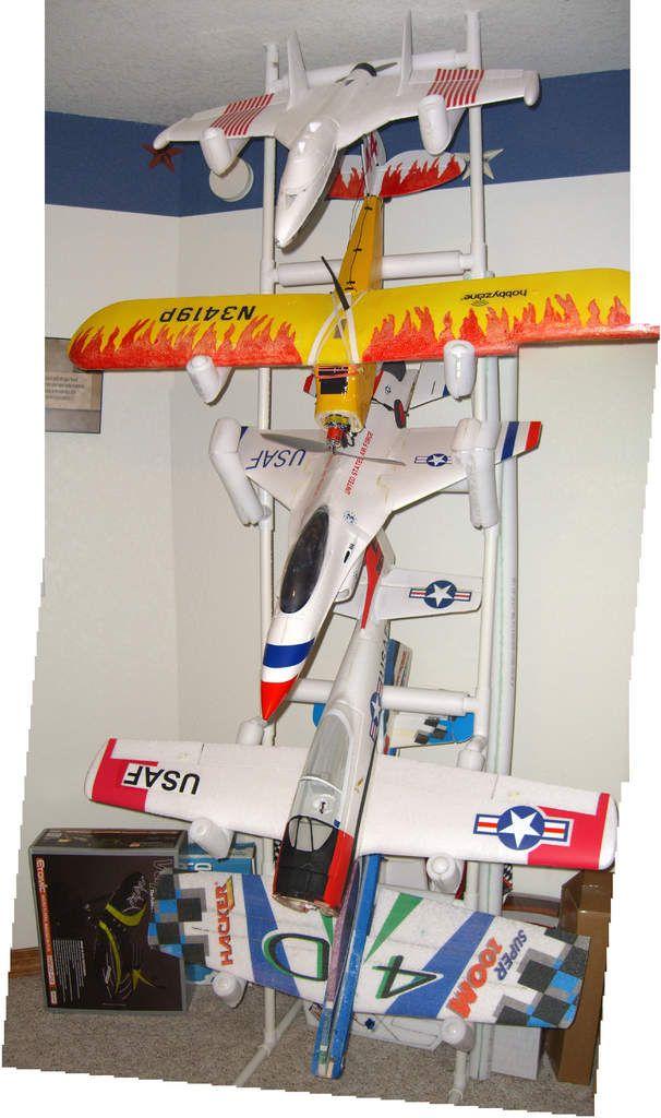 Montaje De Un Avi 243 N De Almacenamiento En Rack De Pvc Con