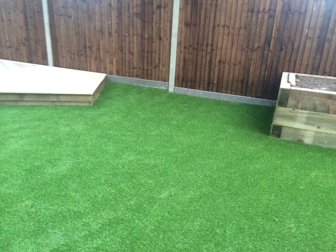 Synthetic Turf Preparation