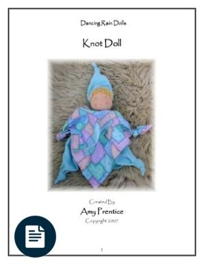 Amy Prentice - Knot doll