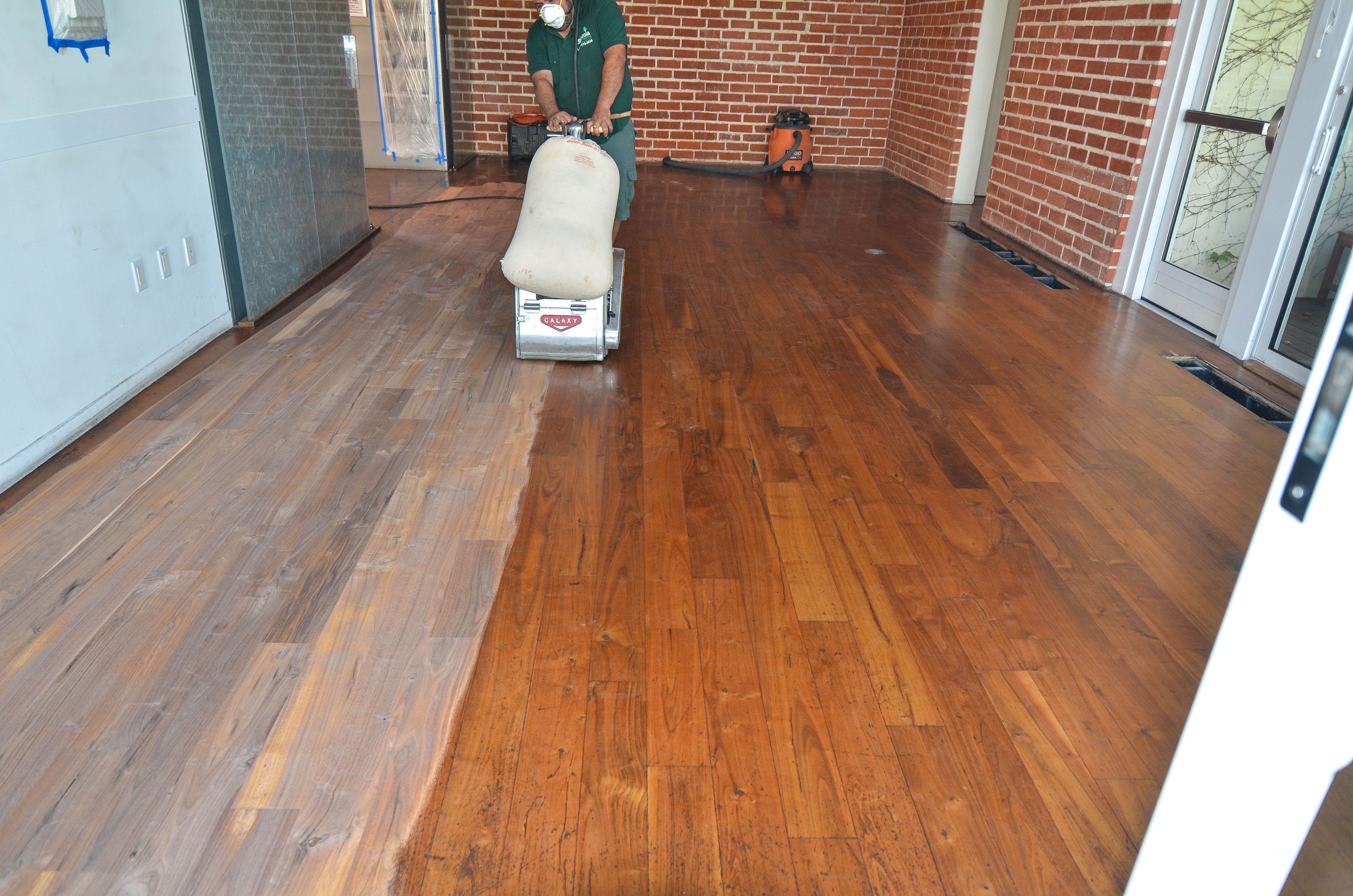 Flooring contractor image by Sequoia flooring on