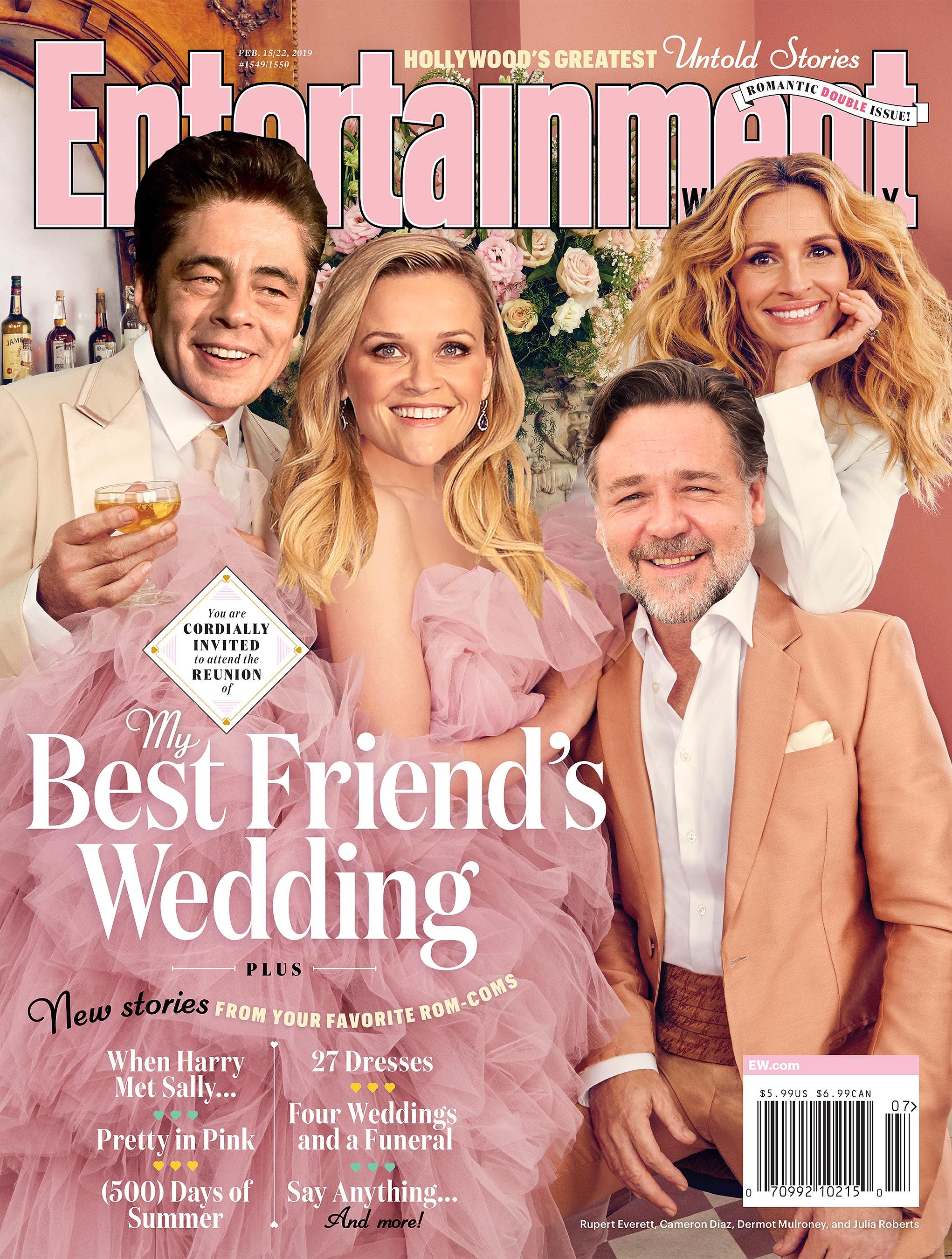 Heres Who Was Almost Cast In My Best Friends Wedding My Best Friend S Wedding Best Friend Wedding Wedding Reveal